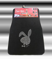 Playboy Crystal Bling Car Floor Mats