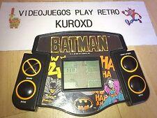 GAME & WATCH DC COMICS 1989 BATMAN MUY BUEN ESTADO
