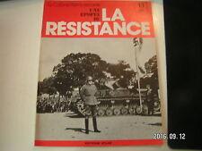 """** La dernière Guerre Rémy Epopée de la résistance n°13 """" Lhermite """""""