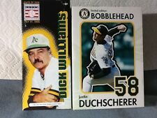 Oakland A*s Bobblehead SGA - Choice of 1 Bobblehead