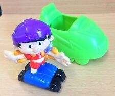 McDonalds Happy Meal Toy US Import BOBBYS World Skates Roller Coaster 1994 NEW