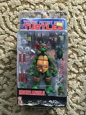 NECA 2008 TMNT Michelangelo MISP Teenage Mutant Ninja Turtles