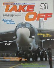 Take Off magazine Issue 41, Concorde cutaway drawing
