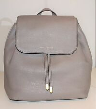 MARC JACOBS Pike Place Pebbled Leather Backpack Tote Handbag Shoulder Bag
