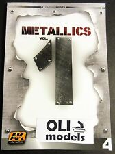 Metallics Vol.1 Learning Series Book - AK Interactive 507