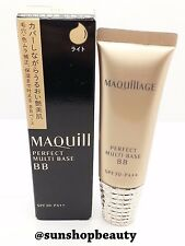 SHISEIDO Maquillage Perfect Multi Base BB SPF30 PA++ 30g Color:Light