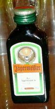 Mignon Da Collezione Bottiglietta Amaro Jagermeister Sigillata Prezzo Super Vai!