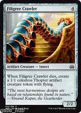 FILIGREE CRAWLER X4 Aether Revolt Magic MTG cards (GH)