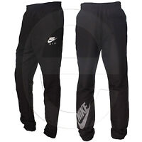 Mens Nike Air Tracksuit Woven Cuffed Bottoms Joggers Track Pants Trousers S-XL