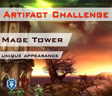 [EU] ★ MAGE TOWER ARTIFACT CHALLENGE ★ WOW BOOST ★ NEW APPEARANCE