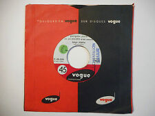 45t SIXTIES PORT 0€ ▓ GEORGETTE PLANA : TANGO PEPERE - AVEC AIMABLE