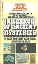 IN SEARCH OF ANCIENT MYSTERIES Alan & Sally Landsburg - UFOS COLONIZED EARTH