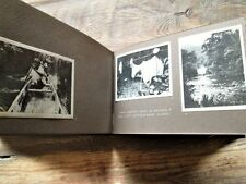 ALBUM VOYAGE GABON : 32 photographies, tirage original 1950.