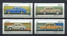 35911) POLAND 1976 MNH** FSO car industry 4v