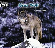 Gray Wolf (Welcome Books: Animals of the World)