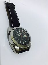 Seiko 5 MEN Stainless steel Automatic watch Black dial