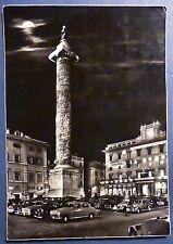 ROMA - NOTTURNO 1951 - REDAZIONE TEMPO E PSI - ANIMATA AUTO