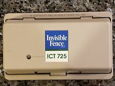 INVISIBLE FENCE BRAND PLATINUM ICT 725 TRANSMITTER + AC Adapter / Transformer