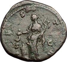 LUCILLA  Daughter of Marcus Aurelius Big Rare Ancient Roman Coin VESTA  i57406