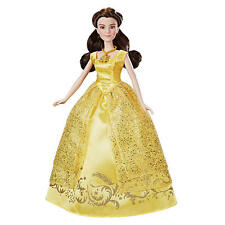 Disney Beauty and the Beast Enchanting Melodies Belle Doll - Brunette