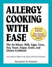 Allergy Cooking with Ease: The No Wheat, Milk, Eggs, Corn, and Soy Cookbook, Dum