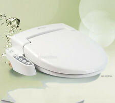 Auto Electronic Toilet Seat Electronic Spa Bidet Warm Sprayer Warm Seat Washlet