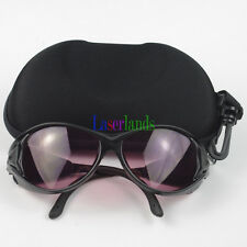 780nm-808nm-840nm OD4+ IR Infrared Laser Protective Goggles Safety Glasses CE