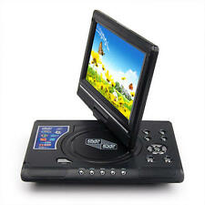 7.8 Inches Portable 3D DVD Player With USB and SD Card Laptop Style