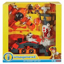 Imaginext Sky Racers Gift Set by Fisher-Price  - NIB