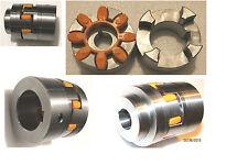 Hydraulikpumpen Kupplung  aus Stahl für BG 3, Pumpe Konus 1:8 / MotorD 48,00 mm
