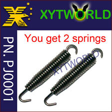 38mm Exhaust Spring Header  Muffler for KTM 525 MXC Racing 4-Stroke 2003 - 2005