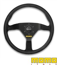 MOMO Racing Steering Wheel MOD.78 Black Suede 330mm