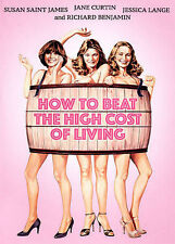 How to Beat the High Cost of Living (DVD, 2015)