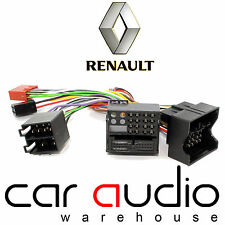 Connects2 CT10RT05 Renault Laguna 09 On Bluetooth Parrot SOT T-Harness ISO Lead