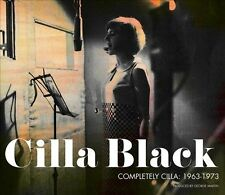 Completely Cilla: 1963-1973 [Box] by Cilla Black (CD, Apr-2012, 6 Discs, EMI...