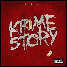 KALI - Krime Story [CD] NOWOŚĆ 2016 / POLISH CD