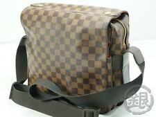 Sale! AUTH PRE-OWNED LOUIS VUITTON DAMIER NAVIGLIO MESSENGER BAG N45255 131881