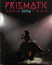 KATY PERRY 2014 PRISMATIC WORLD TOUR CONCERT PROGRAM BOOK