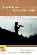 Being God's Man by Finding Contentment - the Every Man Series, Bible Studies