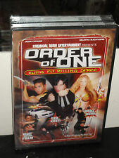Order of One: Kung Fu Killing Spree (DVD) A Real 70's Kung Fu-Acid Trip! NEW!