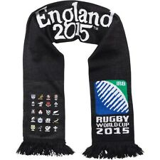 Rugby Union 2015 World Cup 20 Nations Knitted Scarf, Hosts England IRB