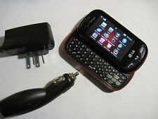 GOOD! LG Extravert VN271 Camera QWERTY Bluetooth CDMA Slider VERIZON Cell Phone