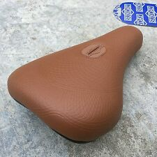 Sunday Spiro Mid Pivotal Seat Brown Bmx Bike Seats Fit Cult Primo