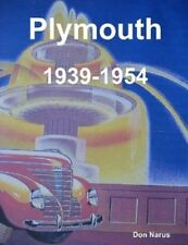 Illustrated History of Plymouth 1939-1954