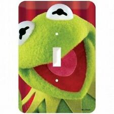 The Muppets Show KERMIT The FROG Light Switch Plate NEW in Package