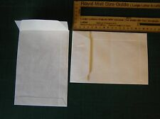 "TYVEK 10 TOUGH ENVELOPES 190 x130 mms (7.5""x5.5"") FOR SMALL HIGH VALUE ITEMS"