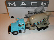 "First Gear Mack R-Model Mixer ""Concrete Supply"""