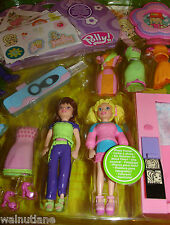 Polly Pocket So Hot Snapshots Polly Lila Dolls Fashion Accessories Photo Booth