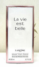 Lancome La Vie Est Belle Body Lotion 200ml - New shaped bottle - Boxed & Sealed