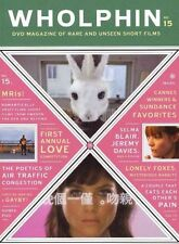 Wholphin No.15 by McSweeney's Publishing (DVD, 2012)